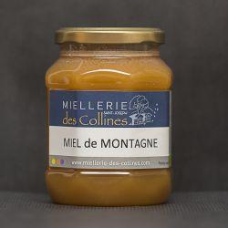 Miel de prairies de Montagne 500 g