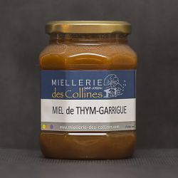 Miel de Thym - Garrigue 500 g EPUISE
