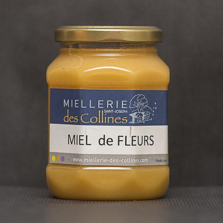 Miel toutes fleurs de plaine 500 g