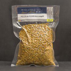 Pollen frais congelé (Sac de 250 g)