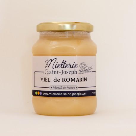 Miel de Romarin 500 g  EPUISE Pas de récolte en 2017 !