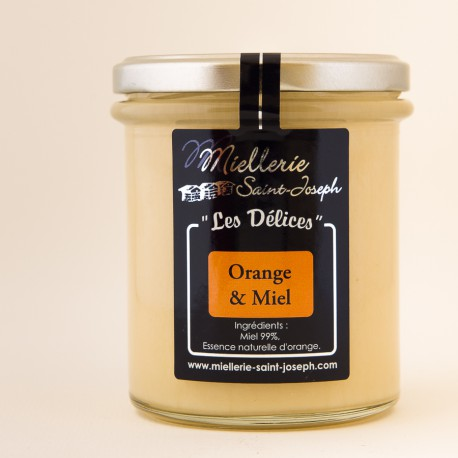Delices Orange et Miel 400 g