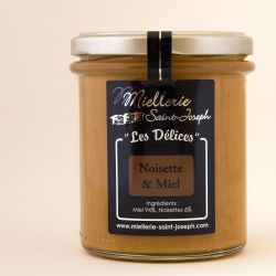 Delices Noisette et Miel 400g