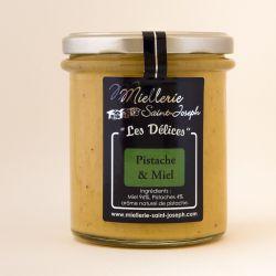 Delices Pistache et Miel 400 g