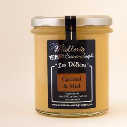 Delices Caramel et Miel 400 g