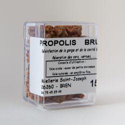 La Propolis brute