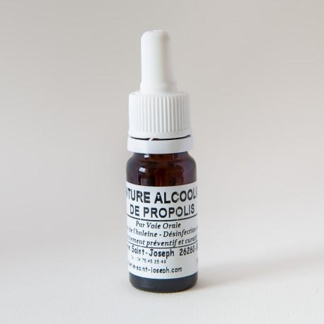 Teinture alcoolique de Propolis: 2 contenants au choix 10 ml ou 30 ml