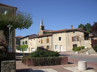 Le village de Bren